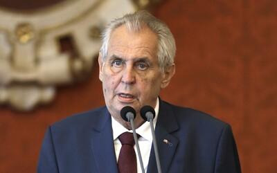 Česko se musí omluvit za výrok Miloše Zemana. Podle historiků Peroutkův článek neexistuje