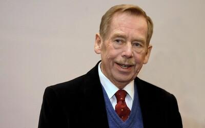 Česko si připomnělo památku Václava Havla. Dnes by mu bylo 83 let