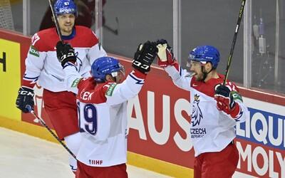 Česko vybojovalo první výhru! Bělorusko porazilo v prodloužení 3:2