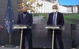 Česku by mohlo pomoci až 300 aliančních zdravotníků, Prymula požádá o prodloužení nouzového stavu