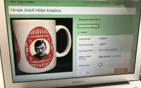 Český e-shop predáva veľkonočné hrnčeky s Hitlerom a Stalinom. Je to taká recesia, háji sa majiteľ