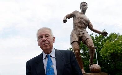 Český fotbal přišel o legendu, kterou uznával i Pelé nebo Eusébio. Ve svých 84 letech zemřel Josef Masopust