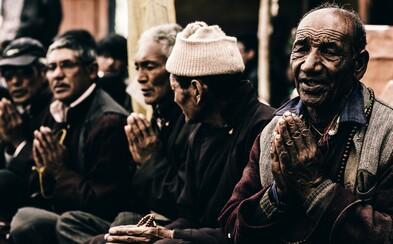 Český fotograf Adam Bakay procestoval nejtajnější zákoutí Indie a domů se vrátil s dechberoucími záběry