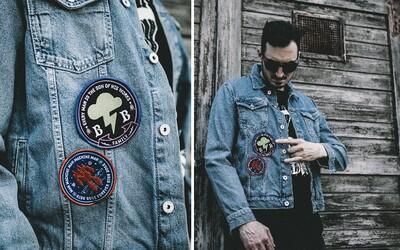 Český label Bigg Boss a ich metalovo ladený merch
