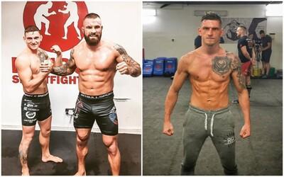 Český MMA bojovník se živil jako hrobník, teď je v UFC. Je to splněný sen, chci se stát nejlepším z nejlepších, říká David Dvořák