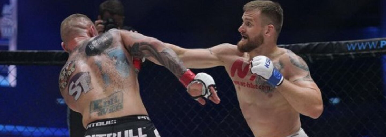 Český MMA zápasník Patrik Kincl se porve o šampionský pás v největší organizaci v Evropě