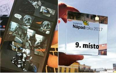 Český projekt přináší revoluci do vytváření a čtení komiksů. V kampani se nyní snaží vybrat tři a půl milionu korun na další rozšíření