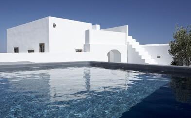 Český realitný gigant boduje aj v zahraničí. Obytný komplex na ostrove Santorini môže byť aj váš