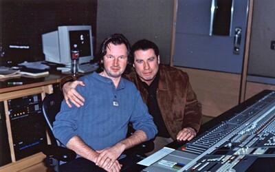 Český skladateľ pôsobí v Hollywoode už 30 rokov. Ako sa mu spolupracovalo s Johnom Travoltom či Dolphom Lundgrenom?