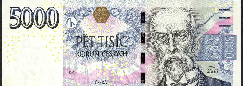 Český streetartový umělec vydražil 878 600 korun v hotovosti za 1,1 milionu korun. Peníze ve staré igelitce se staly uměleckým dílem