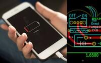 Český student vyvíjí úpravu programu, která by mohla dvakrát prodloužit životnost baterie telefonů. Získal za to prestižní cenu