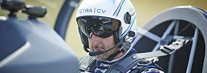 Český tým pilota Petra Kopfsteina se probojoval do elitní skupiny nejrychlejšího motorsportu světa