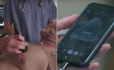 Český vědec spolupracuje na novém zařízení pro iPhone, které umožní odhalit rakovinový nádor i cukrovku