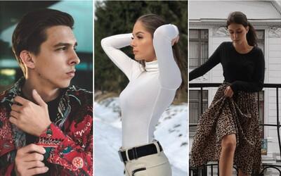 Čeští a slovenští youtubeři jako Teri Blitzen nebo MenT mají šatník v hodnotě auta, ale většina z nich preferuje jednoduchý styl