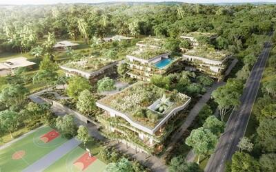 Čeští architekti v Gruzii postaví zelené město. Stavba vyjde na stamiliony eur