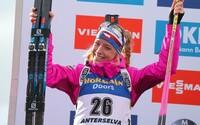Čeští biatlonisté slaví bronz! Uspěli ve smíšené štafetě