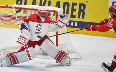 Čeští hokejisté podlehli v nájezdech Rusku