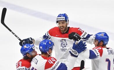 Čeští hokejisté se ve čtvrtfinále utkají s Německem