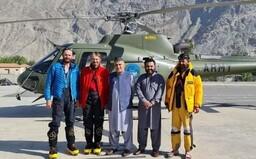 Čeští horolezci v Pákistánu porušili podmínky pojištění. Půl milionu za záchranu musí zaplatit ze svého