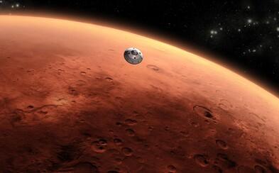 Čeští vědci vyvrátili často užívaný důkaz o existenci života na Marsu