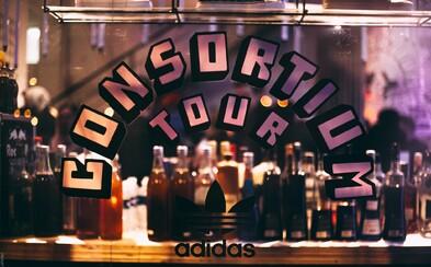 Cestuj s Footshopom okolo sveta vďaka výstave adidas Consortium Tour!