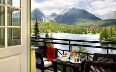 Cestujeme naprieč Slovenskom a Českom alebo výber najlepších hotelov našich krajín #2