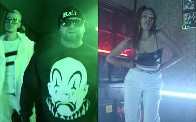 Kali a Čis T tančí na reggaeton a vysvětlují, že ho nemůže dělat každý.