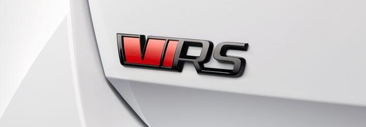 Takto bude vyzerať nová Octavia RS: Únik vizualizácií ju odhalil mesiac pred svetovou premiérou v Ženeve!