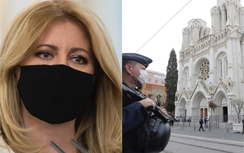 """Zuzana Čaputová: """"Popierajú hodnoty, za ktorými ako Európania stojíme."""" Takto reagujú politici na ohavný útok v Nice."""