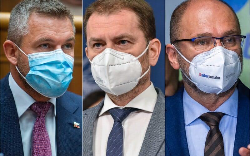 Prieskum: Fico predbehol Matoviča, štiepenie extrémistov by z parlamentu vyradilo Kotlebu aj Uhríka.