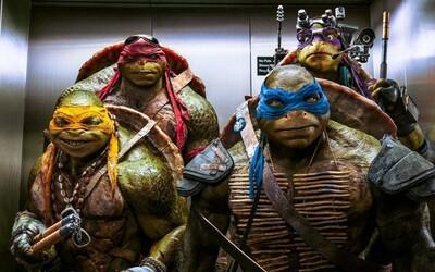 Želvy ninja se po dvou slabých hraných filmech dočkají animovaného restartu.