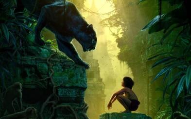 CGI Kniha džunglí poskytuje ďalšie krásne zábery prostredníctvom medzinárodného traileru