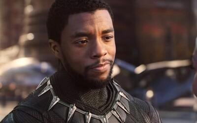 Chadwick Boseman ještě týden před smrtí věřil, že rakovinu porazí a znovu si zahraje Black Panthera. Marvel o jeho nemoci nevěděl.