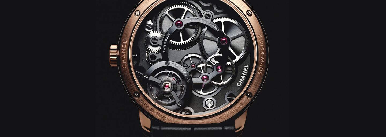 Chanel pracoval na prvých pánskych hodinkách 5 rokov. Výsledkom je elegantný kúsok so zameraním na detaily