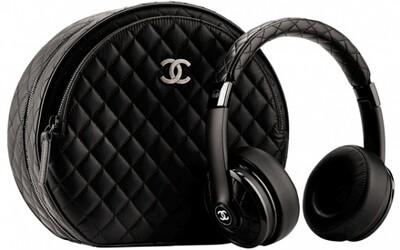 Chanel x Monster a unikátne quilted slúchadlá