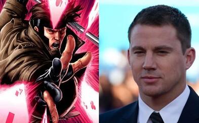 Chaning Tatum: Gambit sa prepisuje od základov. Žeby sme skutočne dostali odvážnejší komiksový film na štýl Logana?