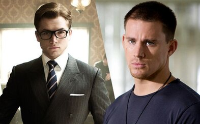 Channing Tatum a Elton John sa pripájajú ku Kingsman: The Golden Circle