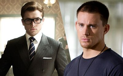 Channing Tatum a Elton John sa pripájajú ku Kingsman: The Golden Circle