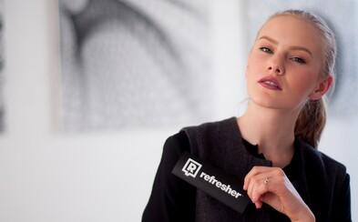 Charismatická YouTuberka Annet se rozpovídala o Rusku, módě, Benovi Cristovao a svých hudebních snech (Rozhovor)