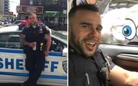 Charizmatický newyorský policajt Miguel, ktorým by sa nechala spútať nejedna žena, pobláznil internet