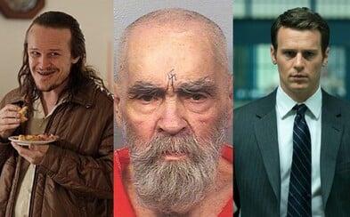 Charlesa Mansona si v 2. sérii Mindhuntera zahrá rovnaký herec ako v novom filme od Quentina Tarantina