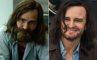 Charlese Mansona si v Tenkrát v Hollywoodu a v seriálu Mindhunter zahrál stejný herec. Jak vnímal obě role?