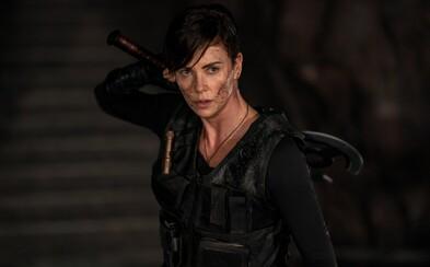 Charlize Theron je špičková vražedkyně. Sleduj první trailer pro The Old Guard od Netflixu