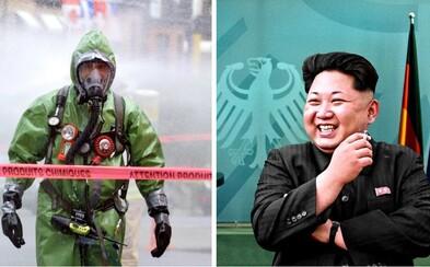Chce nás Kim Čong-un otráviť antraxom? Severokórejskému zbehovi našli v krvi protilátky na jeho liečbu