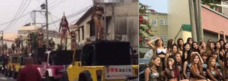 Chcel sa s otcom rozlúčiť dôstojne, a tak na jeho pohreb objednal 50 striptérok
