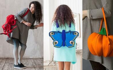 Chcela by si mať doma kabelku v tvare čokolády? Ruskí návrhári ti tento sen splnia