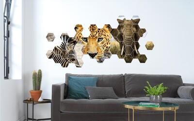 Chceš, aby tvoj domov vyzeral moderne a štýlovo? Zabudni na obrazy, trendom je teraz niečo úplne iné