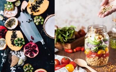 Chceš byť zdravá a sexi? Konzumuj týchto 10 potravín