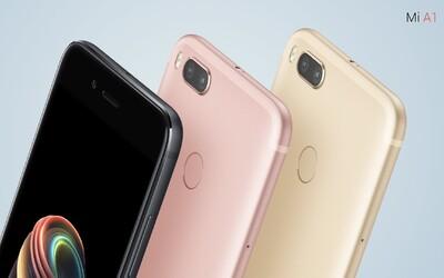 Chceš iPhone, no je príliš drahý? Podobne vyzerajúci a dobre vybavený Xiaomi Mi A1 nestojí ani polovicu