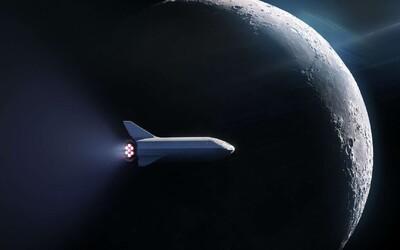 Chceš letět kolem Měsíce? Pokud splníš tyto podmínky, japonský boháč ti zaplatí cestu